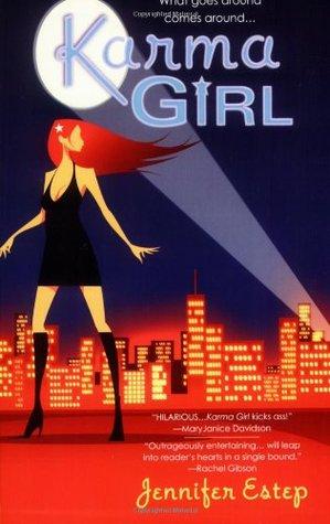Bigtime - Tome 1 : Karma Girl de Jennifer Estep 11927510