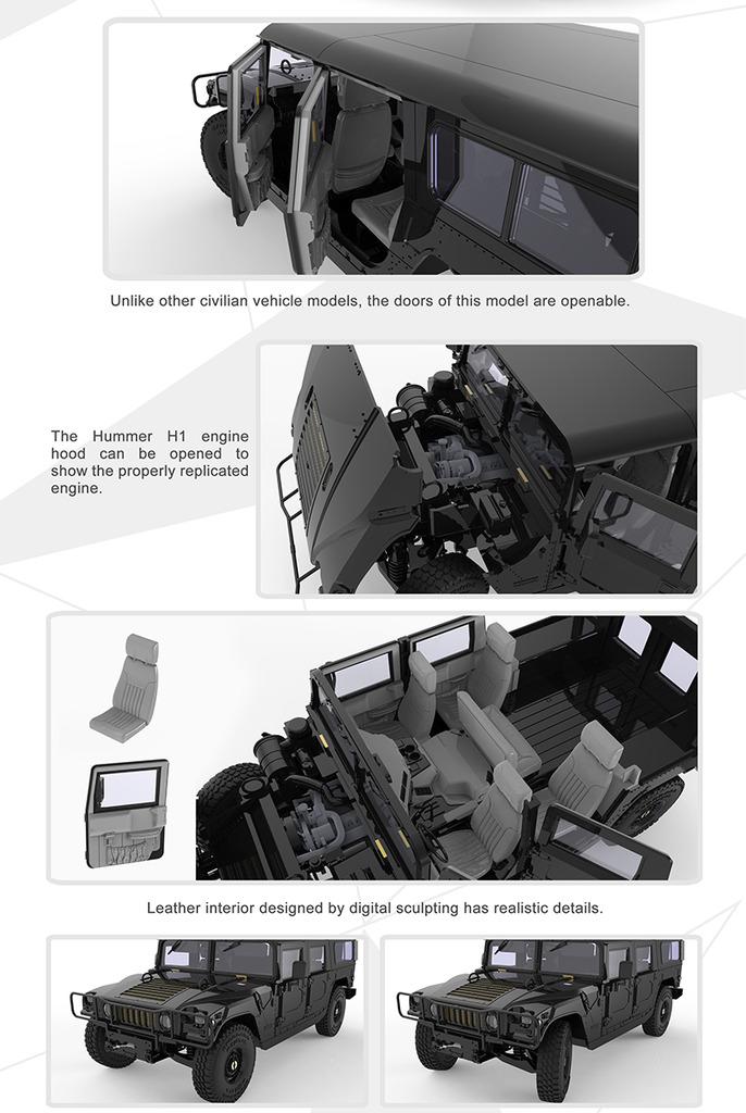 Hummer H1 Cs-00210