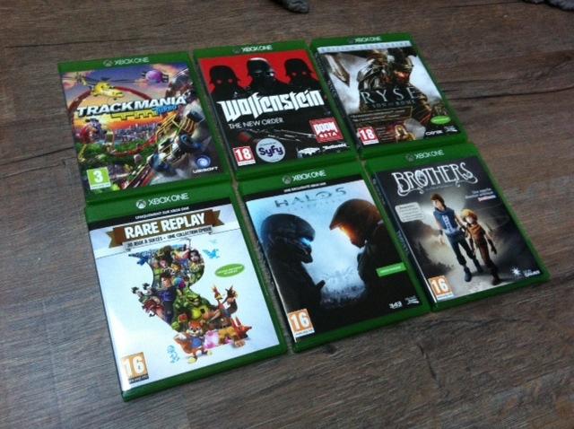 VDS - Pad XOne neuf / jeux  Photo_13