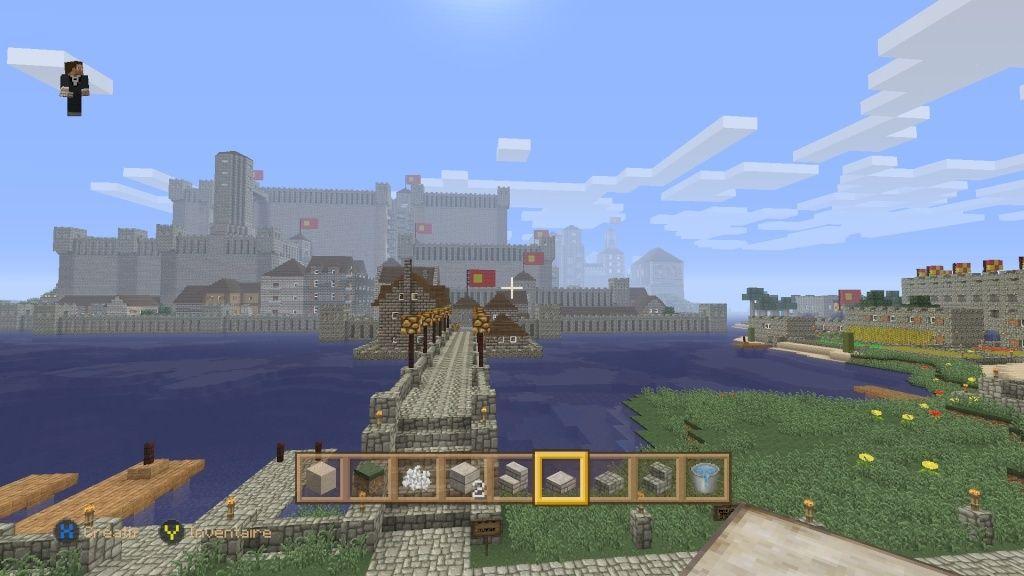 Minecraft: mes mondes/créations - Page 5 Sun_ap11