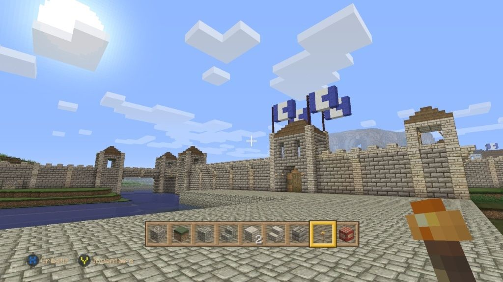 Minecraft: mes mondes/créations - Page 5 Sun_ap14