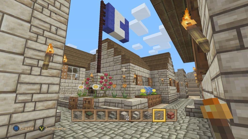 Minecraft: mes mondes/créations - Page 5 Sun_ap16