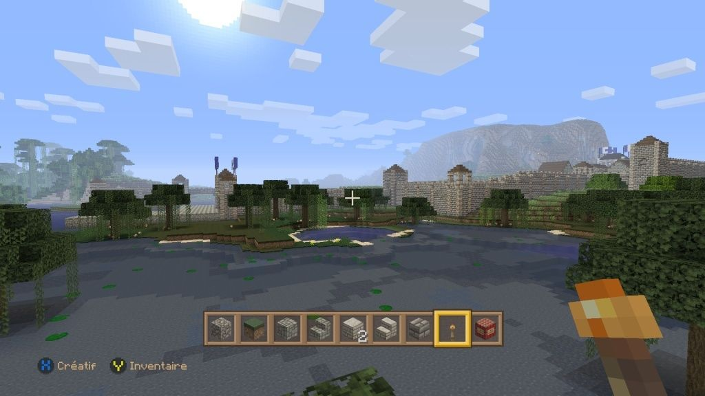 Minecraft: mes mondes/créations - Page 5 Sun_ap17