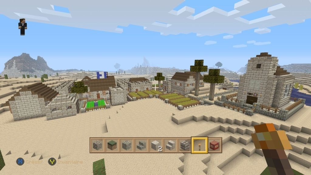 Minecraft: mes mondes/créations - Page 5 Sun_ap18
