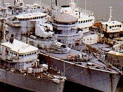 [Autre sujet Marine Nationale] Démantèlement, déconstruction des navires - TOME 2 - Page 27 D63010