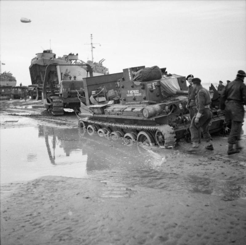 "Cromwell deep wading "" Normandie 1944 "" ( tamiya/ eduard au 1/35eme ) 85184310"