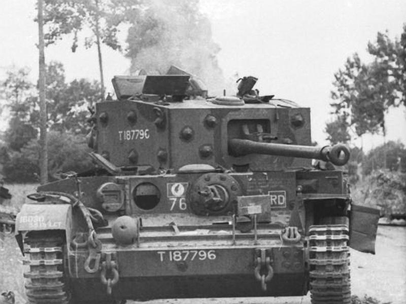 "Cromwell deep wading "" Normandie 1944 "" ( tamiya/ eduard au 1/35eme ) Britis10"