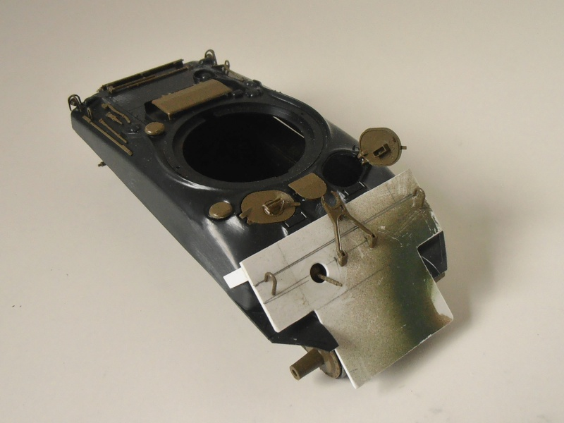 Sherman M4a1 76mm ( italeri, 1/35eme ) - Page 2 P3270416