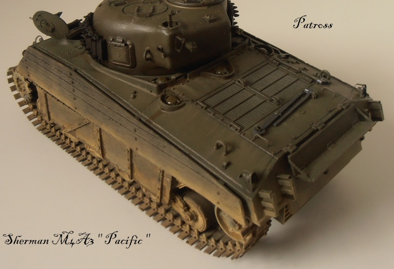 "Sherman M4A3 "" Pacific "" P3280510"