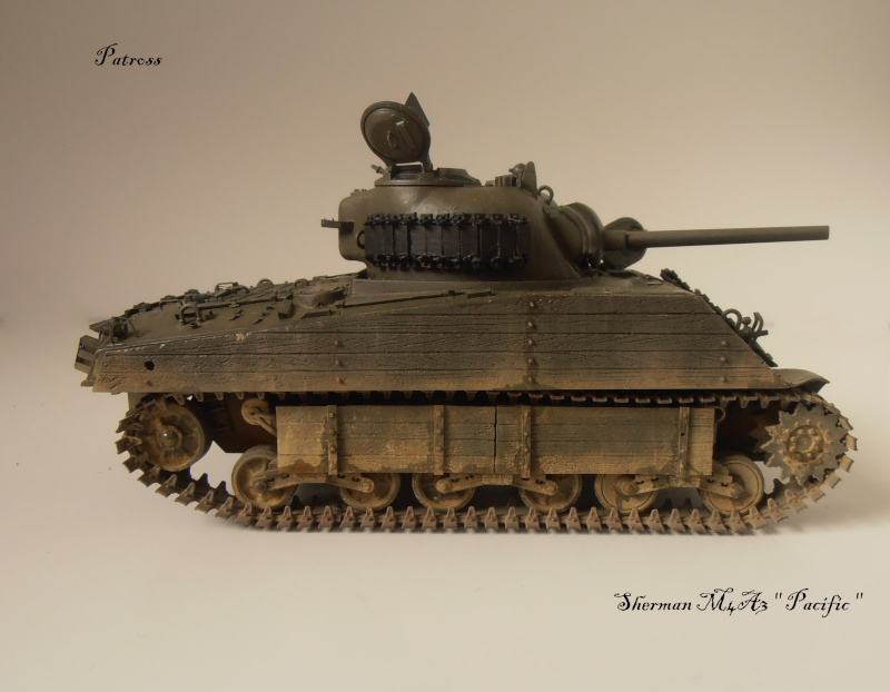 "Sherman M4A3 "" Pacific "" P3280511"