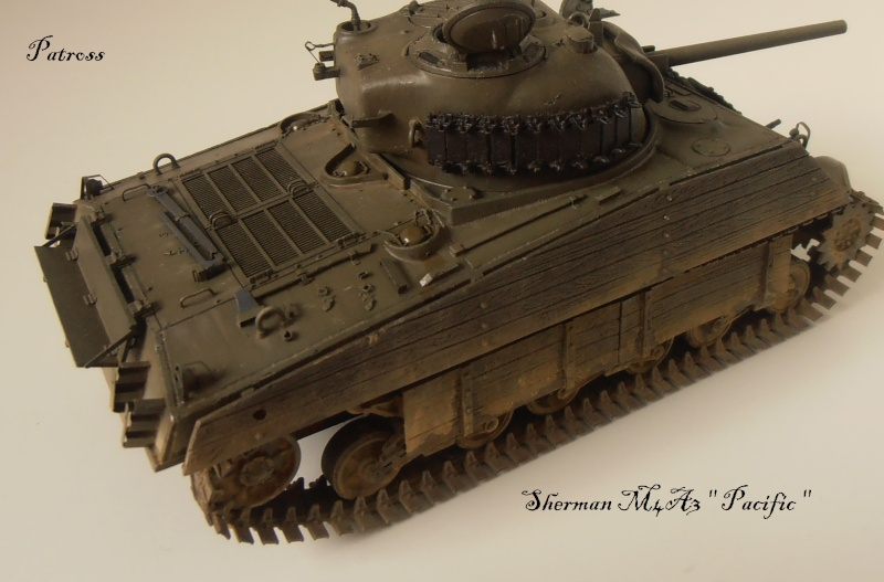 "Sherman M4A3 "" Pacific "" P3280512"