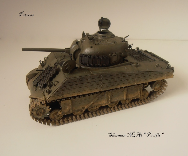 "Sherman M4A3 "" Pacific "" P3280513"