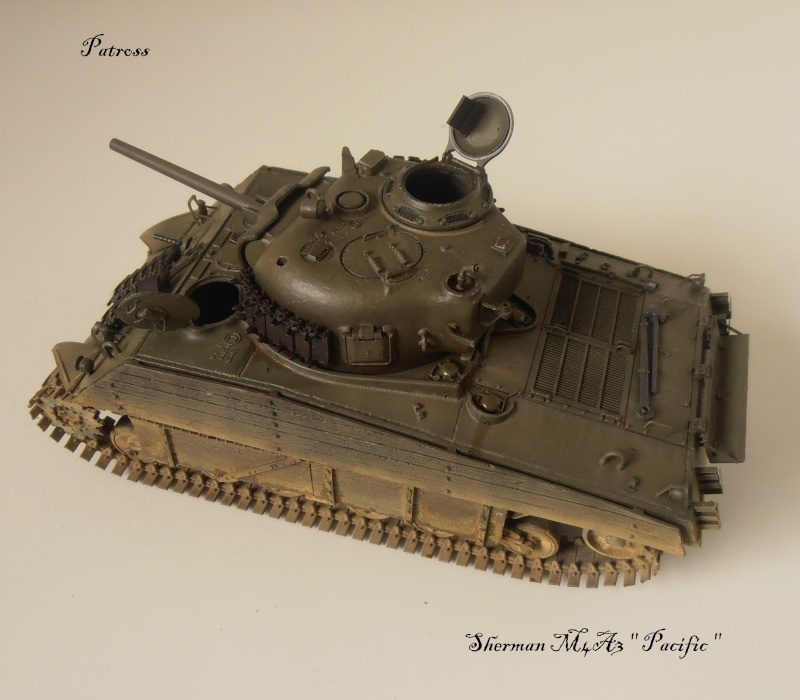 "Sherman M4A3 "" Pacific "" P3280515"