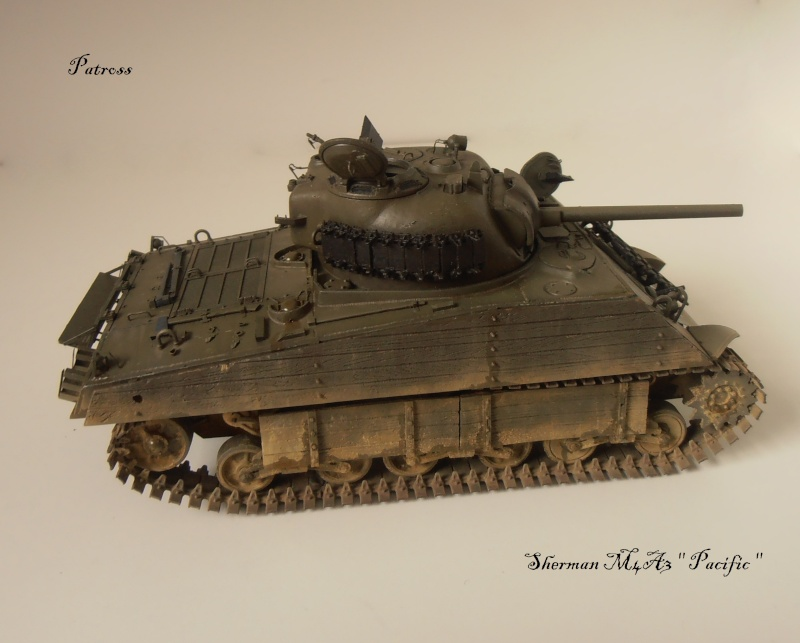 "Sherman M4A3 "" Pacific "" P3280516"