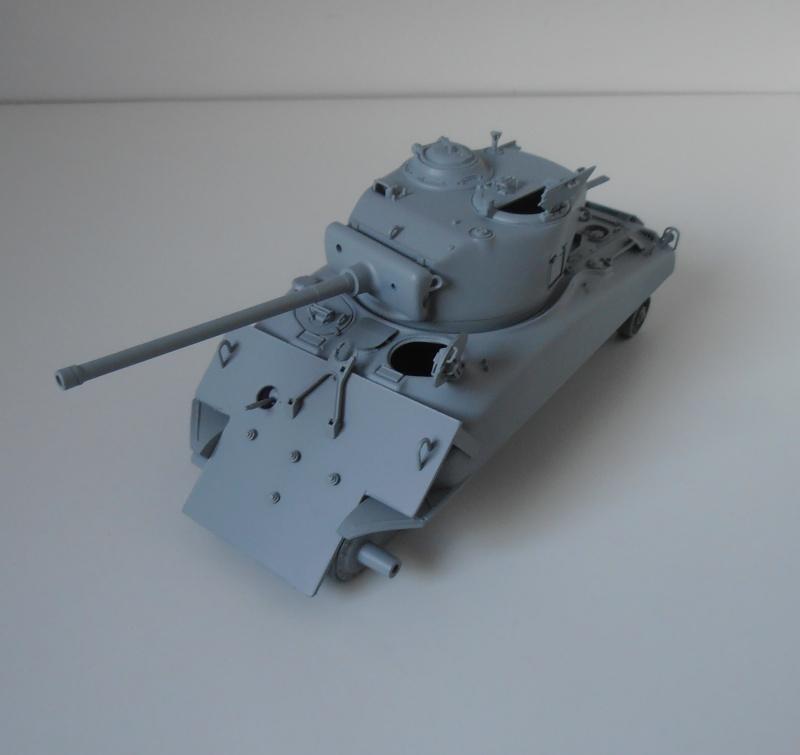 Sherman M4a1 76mm ( italeri, 1/35eme ) - Page 2 P3280518