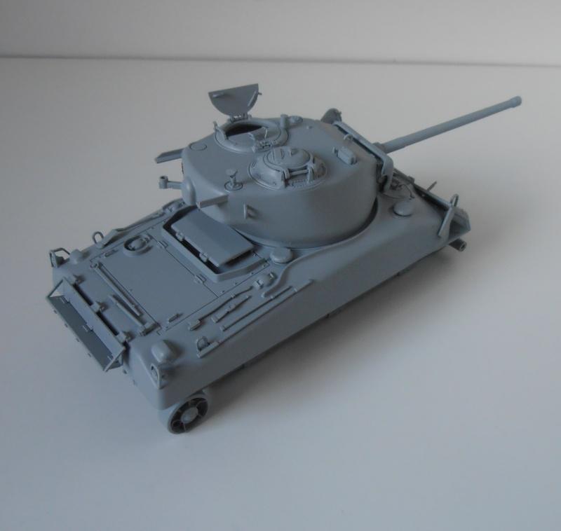 Sherman M4a1 76mm ( italeri, 1/35eme ) - Page 2 P3280519