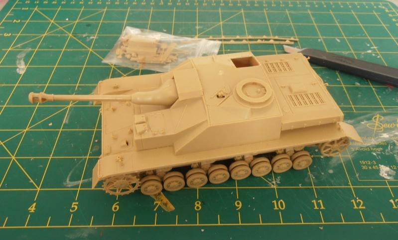 Stug IV Ausf.G  (Italeri au 1/35eme) P4020524