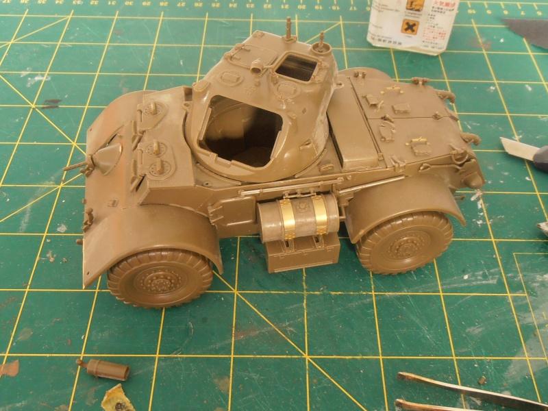 Staghound Mk I (Italeri au 1/35ème) P4060610