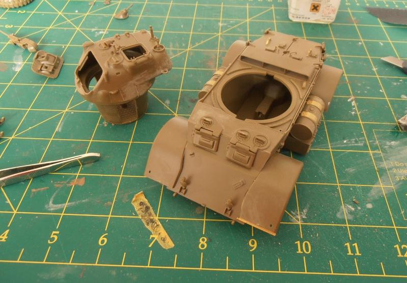 Staghound Mk I (Italeri au 1/35ème) P4060611