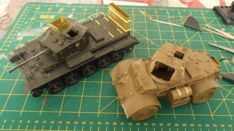 Staghound Mk I (Italeri au 1/35ème) P4070610