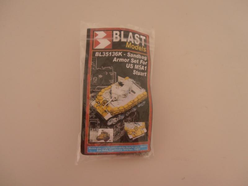 M5A1 Stuart ( Tamiya / Blast au 1/35eme ) P4180813