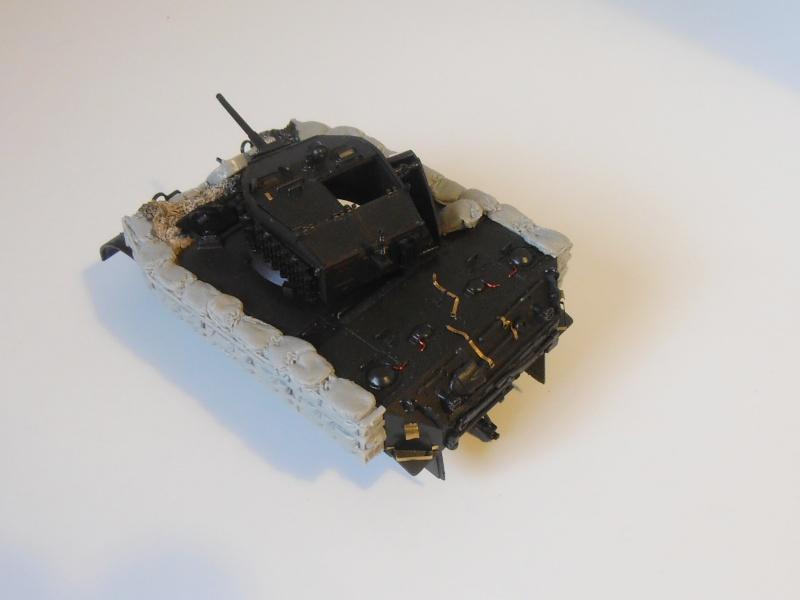M5A1 Stuart ( Tamiya / Blast au 1/35eme ) P4230814