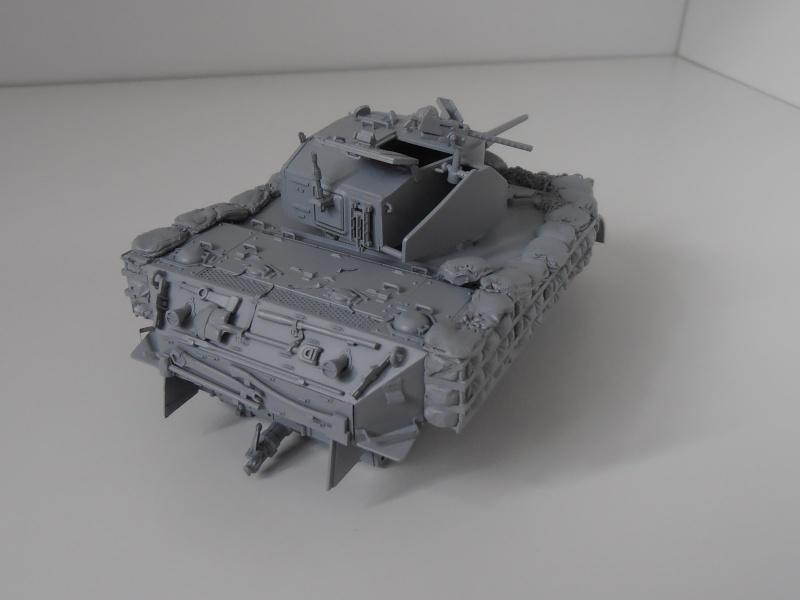 M5A1 Stuart ( Tamiya / Blast au 1/35eme ) P4240813