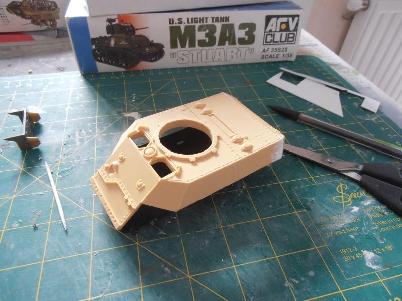 M3A3 Stuart (Kirin, Tamiya 1/35ème) P4260813