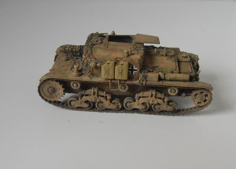 Semovente M40 75/18 ( Italeri au 1/35eme ) P5031011