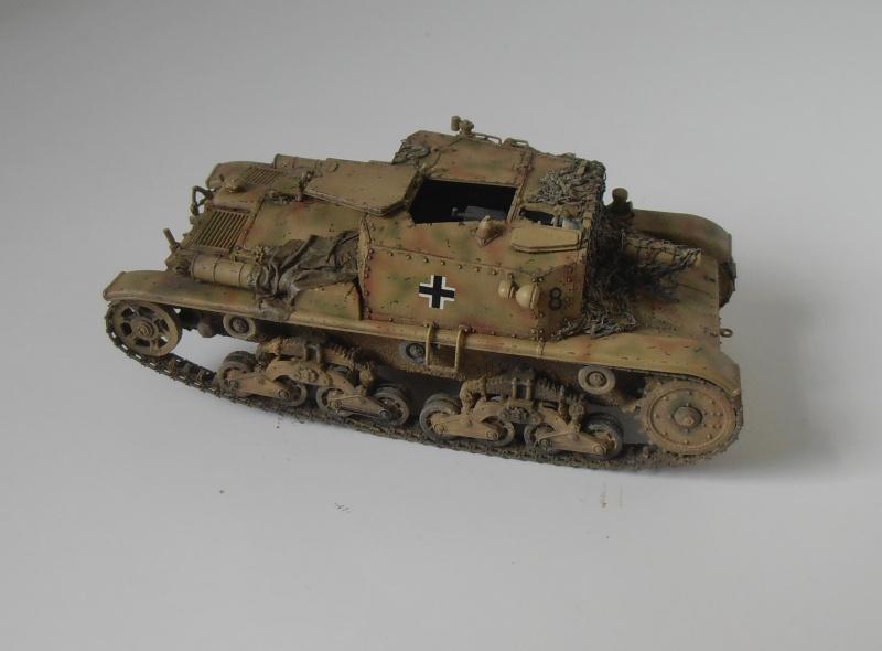 Semovente M40 75/18 ( Italeri au 1/35eme ) P5031013
