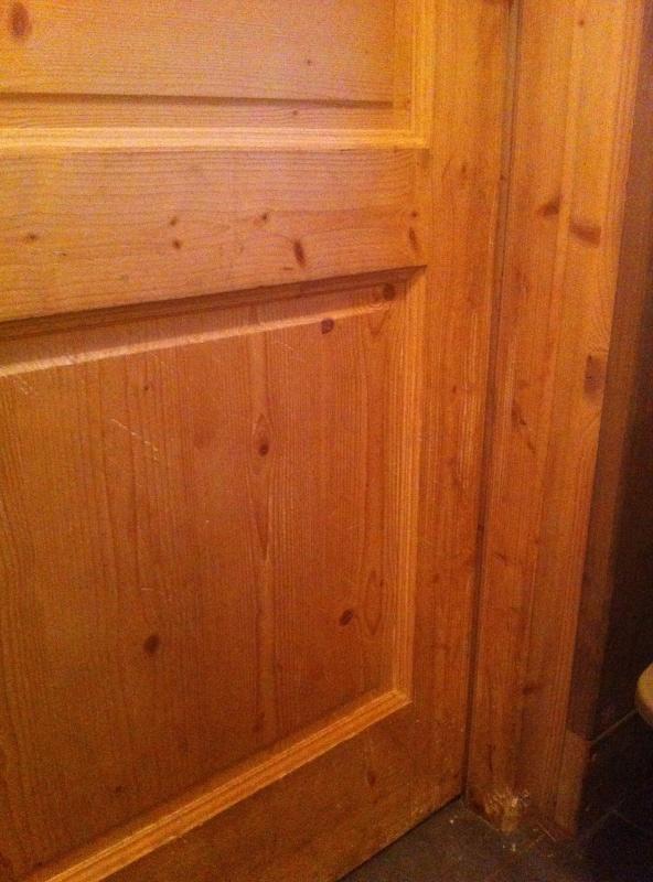 Réparation d'un encadrement de porte en bois - Page 2 Image11