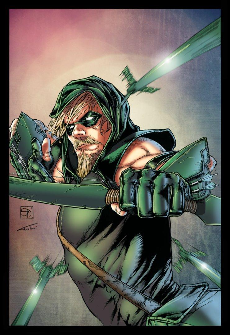 multivers crisis - [Multivers Crisis] La Fin de Tout [Justice League] Green_10