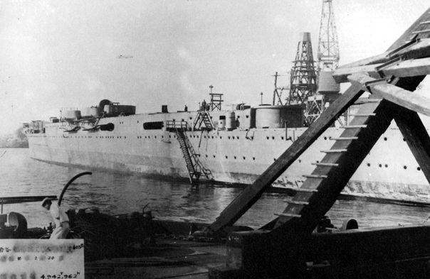 Croiseurs japonais - Page 3 Suzuya10