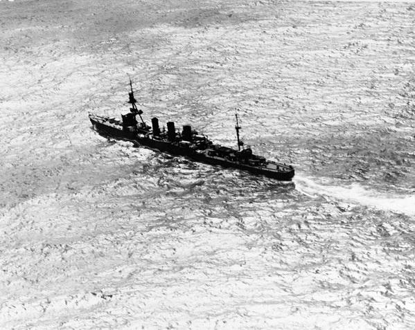 Croiseurs japonais - Page 3 Tama11