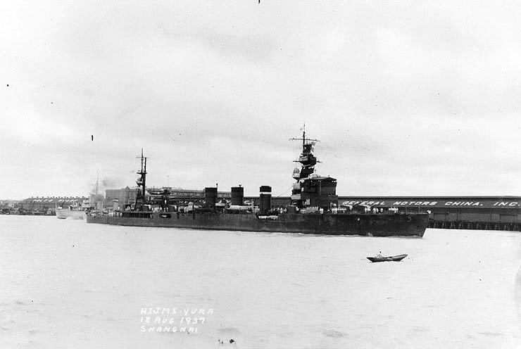 Croiseurs japonais - Page 3 Yura10