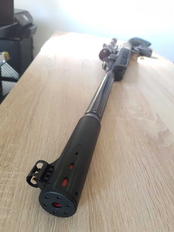 REVIEW Gamo Roadster igt 10x gen2 (4.5-20joules) 20190715