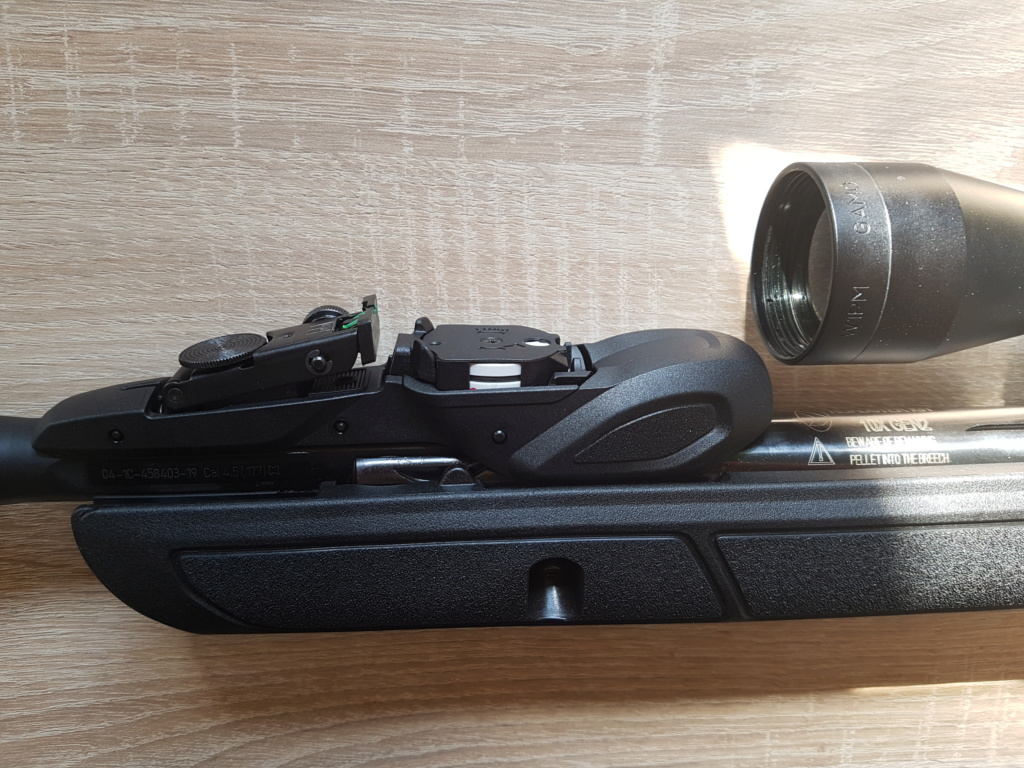 REVIEW Gamo Roadster igt 10x gen2 (4.5-20joules) 20190719