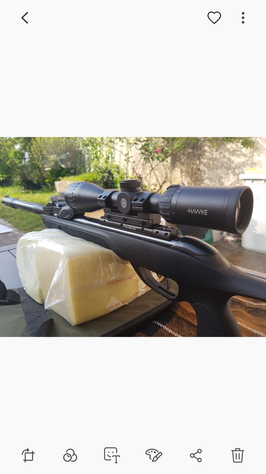 REVIEW Gamo Roadster igt 10x gen2 (4.5-20joules) - Page 3 Screen18