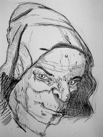 Monk et son crayon 12923310