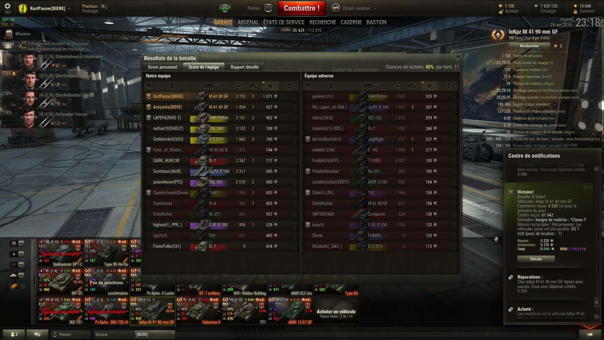 Screenshots et rapports de batailles - Page 4 Shot_410
