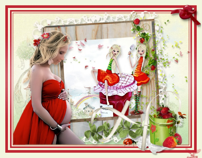 Envie de fraises Fraise10