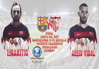 تقديم : ( برشلونة vs إشبيلية ) نهائي بطولة كأس ملك إسبانيا 2015/2016   51820111