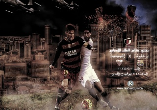 تقديم : ( برشلونة vs إشبيلية ) نهائي بطولة كأس ملك إسبانيا 2015/2016   - صفحة 4 51920111