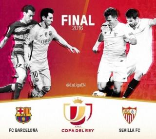تقديم : ( برشلونة vs إشبيلية ) نهائي بطولة كأس ملك إسبانيا 2015/2016   937cf010