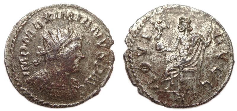 Aureliani de Lyon de Dioclétien et de ses corégents - Page 8 Ant05810