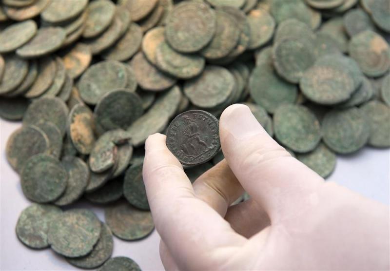 trésor de IV siècle trouvé en Espagne   Ticinu10