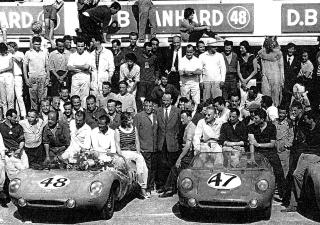 """DB Panhard HBR5 """"La Vitrine"""" 1960-110"""