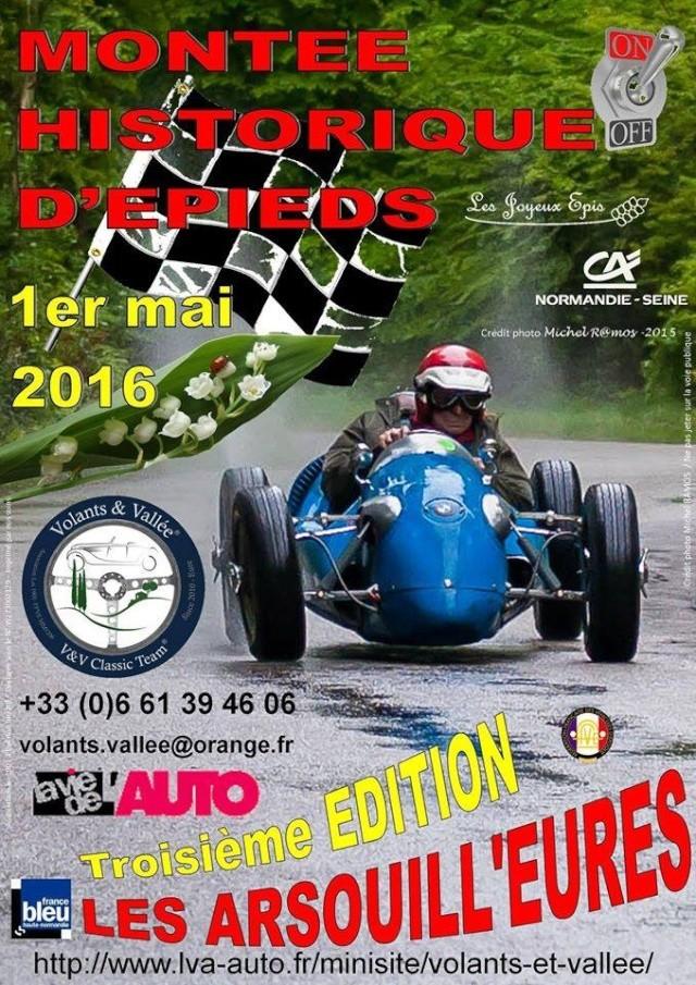 Montée historique d'Epieds (27) dimanche 1er mai 2016 Course13