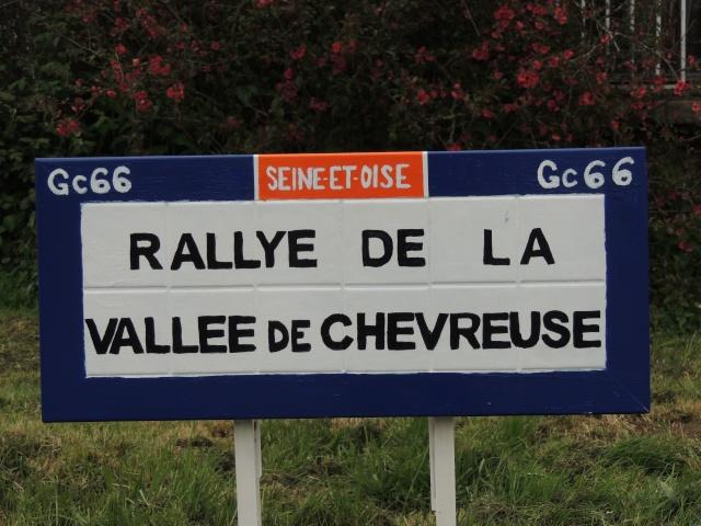 4ème Rallye de la Vallée de Chevreuse le samedi 30 avril 2016. Dscn6417
