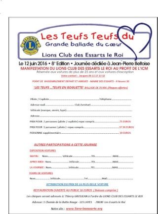 La balade des TEUFS-TEUFS du coeur - Les Essarts le Roi le 12 juin 2016 Lions110